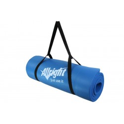 Mata do fitnessu NBR 180x60x1,5 Blue Allright