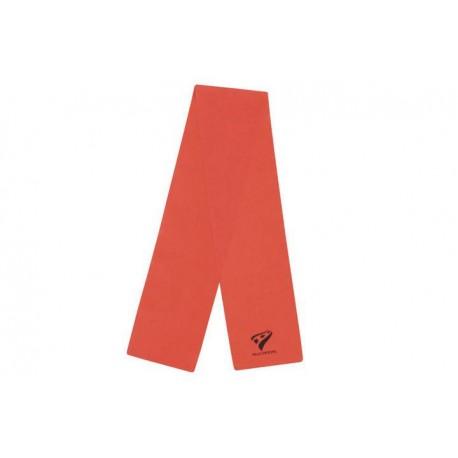 Taśma do aerobiku Rucanor czerwona 2szt