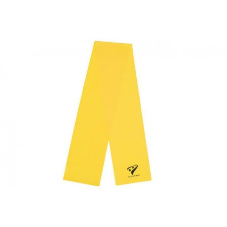 Taśma do aerobiku Rucanor żółta 2szt