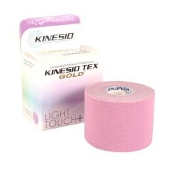 Taśma kinezjologiczna Kinesio Tex Gold Light Touch+ 5cm x 5m fioletowy