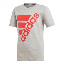 Koszulka adidas YB MH BOS T2 DV0798