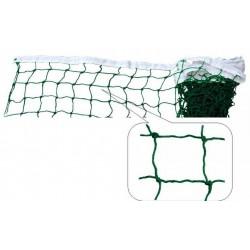Siatka do badmintona Netex biała