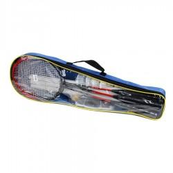Zestaw badminton 4+S