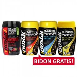 Odżywka Isostar Sport Drink Koncentrat 400g + bidon 650ml gratis