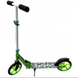 Hulajnoga roadrunner 200 mm zielona
