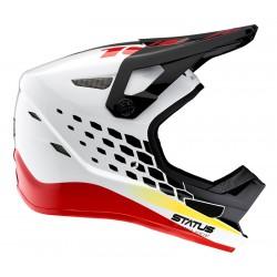 Kask full face 100% STATUS Helmet pacer roz. M