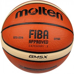 Piłka koszykowa Molten GM5X