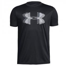 Koszulka UA Tech Big Logo Solid Tee Junior 1331687 001