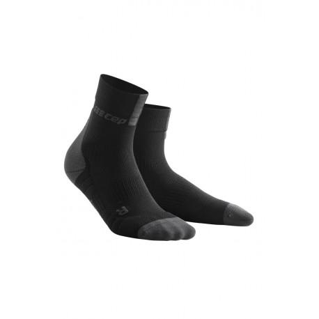Skarpety krótkie męskie CEP 3.0 do biegania czarne
