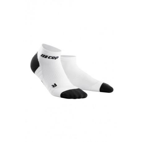 Skarpety low-cut męskie CEP 3.0 do biegania białe