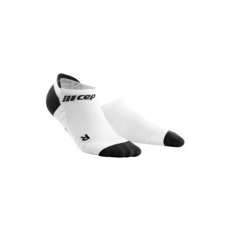 Skarpety stopki męskie CEP 3.0 do biegania białe