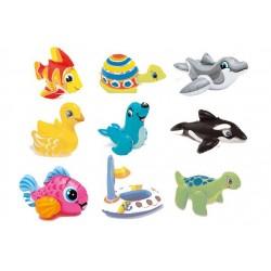 Zabawka zwierzątka do kąpieli mix