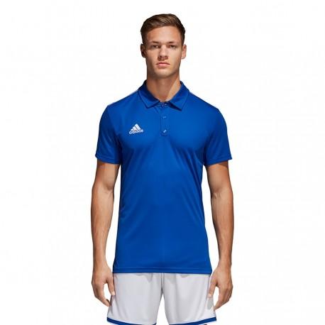 Koszulka adidas CORE 18 Polo CV3590