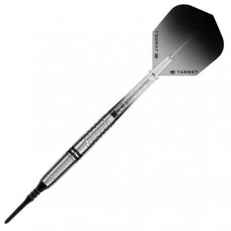 Rzutki Target Colours Black 18 g Soft