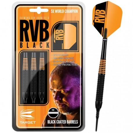 Rzutki Target  RVB Black 19g soft