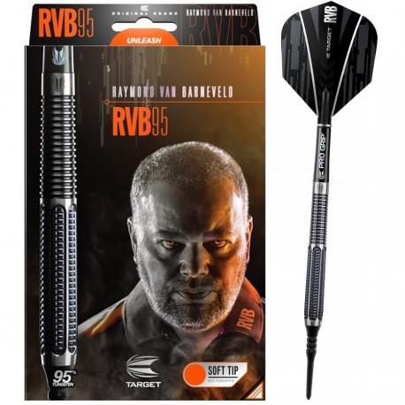 Rzutki Target  RVB 95% 17g soft