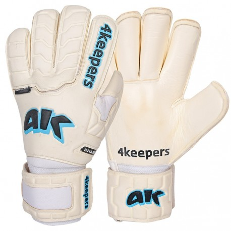 Rękawice 4keepers Champ Aqua Contact RF + płyn czyszczący