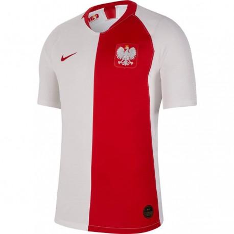 Koszulka Nike Polska Vapor Match JSY SS DSR AJ5004 100