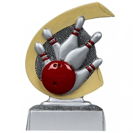 Statuetka bowling Biemans