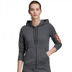 Bluza adidas W E Linear FZ HD EI0660