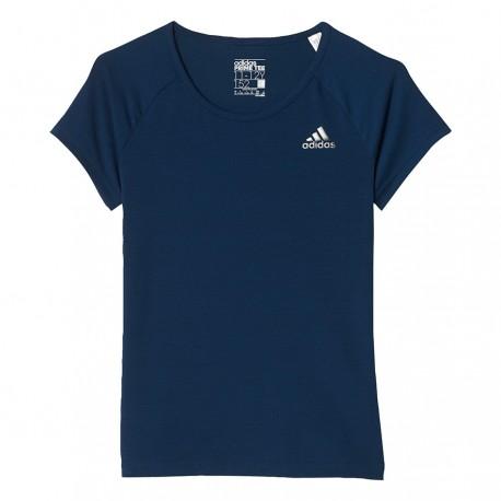 Koszulka adidas YG PRIME TEE MYSBLU/IRONMTBQ2900