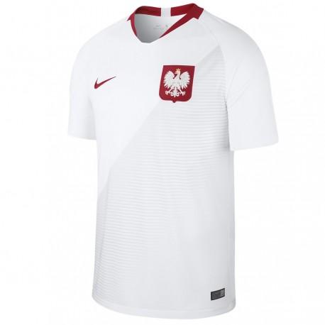 Koszulka Reprezentacji Polski Nike Poland Home Stadium 893893 100