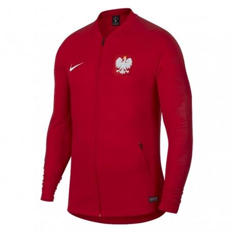 Bluza Reprezentacji Polski POL SQD JKT Anthem 893600 611