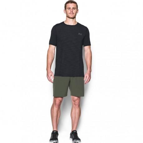Koszulka UA Threadborne Knit SS 1289596 409