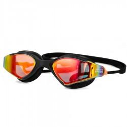 Okulary Aqua Speed Amari czarno-pomarańczowe