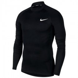 Koszulka Nike M NP Top LS Tight Mock BV5592 010