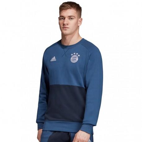 Bluza adidas FC Bayern SSP CR Sweat DX9221