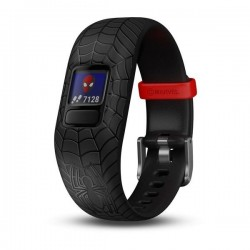 Garmin vívofit jr. 2 Marvel Spider-Man Black