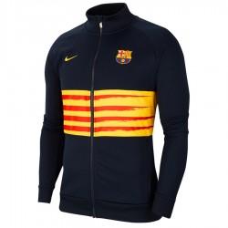 Bluza Nike FC Barcelona Y NK I96 JKT ELC CT2525 475