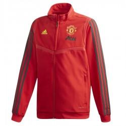 Bluza adidas Manchester United JKT Y DX9042