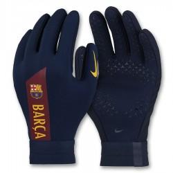 Rękawiczki Nike Y FC Barcelona Academy Hyperwarm GS0391 451