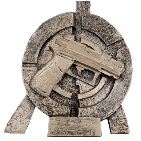 Statuetka Pistolet