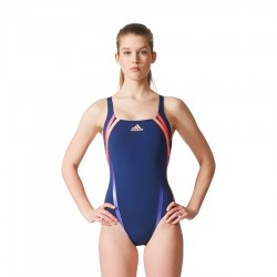 Kostium adidas Rubber Printed Swimsuit BR5724