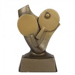 Statuetka tenis stołowy Tryumf