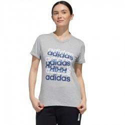 Koszulka adidas W BIg GFX FM6156