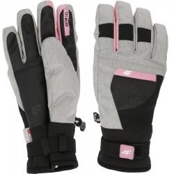 Rękawice narciarskie 4F H4Z19-RED005 27M