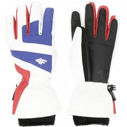 Rękawice narciarskie 4F H4Z19-RED003 10S