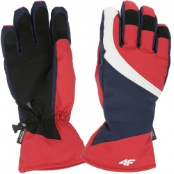 Rękawice narciarskie 4F H4Z19-RED001 62S