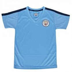 T-shirt Manchester City licencja