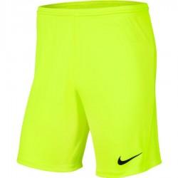 Spodenki Nike Y Park III Boys BV6865 702
