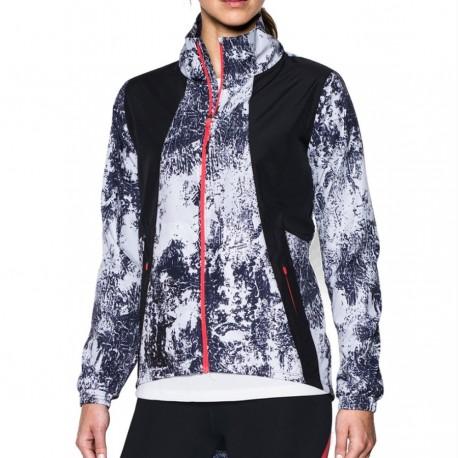 Kurtka UA Intl Printed Run Jacket 1300119 001