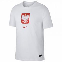Koszulka Nike Poland Tee Evergreen Crest CU9191 100