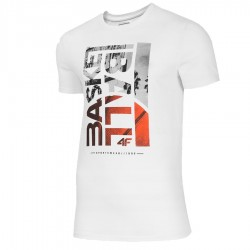 T-Shirt 4F H4L20-TSM031 10S