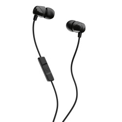 SC JIB IN EAR W/MIC BLACK/BLACK/BLACK