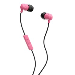 SC JIB IN EAR W/MIC PINK/BLACK/PINK