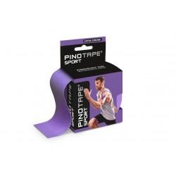 Taśma kinezjologiczna Pino Tape Pro Sport 5 cm x 5 m fioletowa